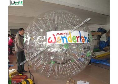 China Klarer aufblasbarer Zorb-Ball fournisseur
