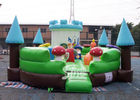 Princess park indoor kids giant inflatable playground for sale from Guangzhou Inflatables
